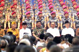Mabes TNI mutasi 72 Perwira Tinggi  TNI