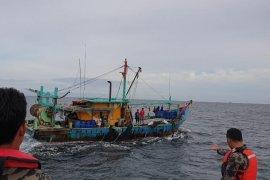 KKP tangkap kapal ilegal asal Malaysia