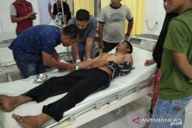 Sedang jaring ikan, seorang warga Aceh Jaya diterkam buaya