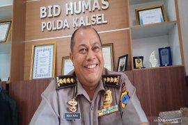 Polda Kalimantan Selatan mutasi 490 anggota