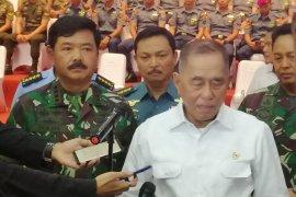 Menhan mengaku prihatin prajurit TNI terpapar radikalisme