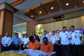 Warga Amerika  ditangkap bawa 1,36 ganja ke Bali
