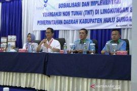 Bank Kalsel Sosialisasi Transaksi Non Tunai