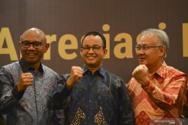 Pengguna MRT lampaui target, Anies berharap Jakarta tidak lagi macet