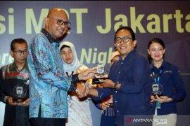 LKBN ANTARA raih apresiasi atas pemberitaan masif MRT Jakarta