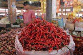 Di Aceh, harga cabai merah turun jadi Rp65.000 per kilogram