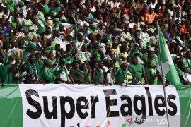 Dahaga juara  Pasukan Elang Super di Piala Afrika