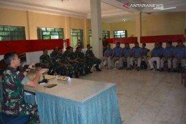 Korem 051/Wijayakarta Bekasi gelar latihan taktis intelijen