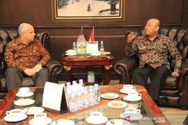 Dubes AS Donovan Jr berjanji bawa investor ke Medan
