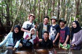 Pegiat lingkungan Bangka Belitung lestarikan 142 anggrek langka