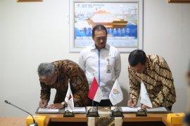 PGN-Krakatau Steel jalin kerja sama pengembangan energi