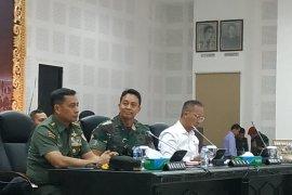 KSAD : Belum ada permintaan prajurit  jadi saksi di MK