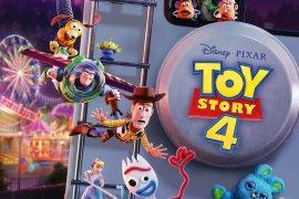 """Nostalgia dan petualangan tanpa akhir  dalam """"Toy Story 4"""""""