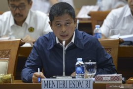 Menteri ESDM tekankan pengembangan energi berbasis ramah lingkungan
