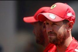 Jelang GP Prancis, Ferrari temui steward F1 soal penalti Vettel