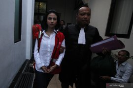 Kuasa hukum Vanessa ajukan pembelaan minta bebas pascatuntutan 6 bulan penjara