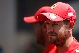 Terkait penalti Vettel, Ferrari temui steward F1 jelang GP Prancis