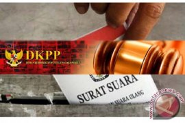 DKPP akan sidang jajaran Bawaslu Kayong Utara