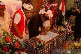 Kadisbud Bali resmikan Yayasan Made Sanggra