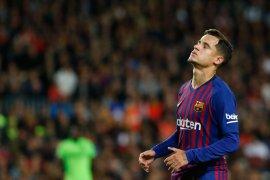 Coutinho tolak  dipinjamkan ke Tottenham