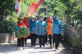 Bunda Fey kenalkan program unggulan PKK Kota Kediri