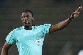 Wasit Kamerun pimpin laga pembuka Mesir kontra Zimbabwe
