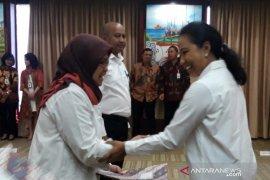 Menteri Rini ingatkan pegawai BUMN tingkatkan kinerja