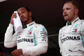 Bottas: jarak dengan Hamilton masih terbuka