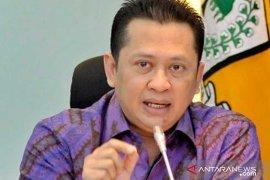 Bambang Soesatyo sebut Airlangga bawa DPD Golkar bertemu Presiden hal wajar