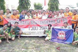 Kapolda : sinergitas dan soliditas TNI-Polri suatu keharusan