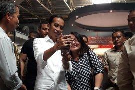 Harapan ultah ke-58 Presiden Jokowi terus perbaiki bangsa