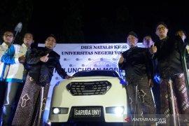 2015, Indonesia produksi mobil listrik