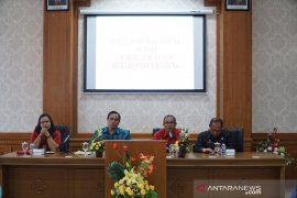 Dinas Kominfo se-Bali  gelar rapat forum statistik di Badung