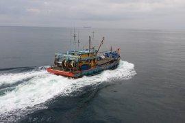 KKP tangkap 35 kapal ikan asing