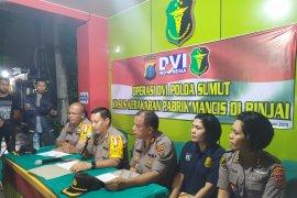 Mabes Polri kirim tim bantu identifikasi korban kebakaran pabrik mancis di Langkat