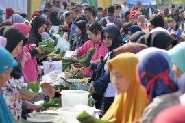 Pemkot Madiun gelar Festival Pecel Pincuk promosikan kuliner daerah