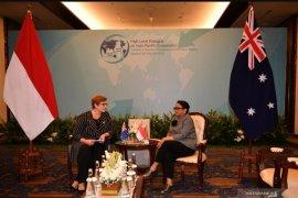 Indonesia-Australia sepakati kerja sama tentang informasi penyiaran