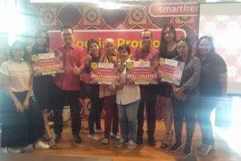 Smartfren berikan masyarakat Bali apresiasi khusus