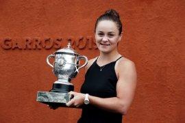Barty dirongrong Pliskova di peringkat WTA