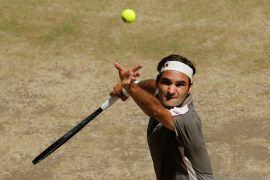 Roger Federer merasa muda kembali usai juarai Noventi Open