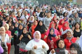 Ribuan warga Bogor sepakat tolak kerusuhan jelang putusan MK
