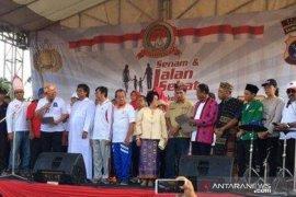 Polres Samarinda gelar deklarasi damai