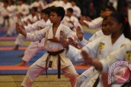 183 karateka bersaing di Porprov Sumut 2019