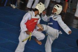 Empat atlet taekwondo sasana Van Velos lolos seleksi Pra PON di Tangerang