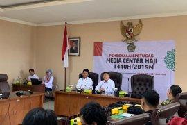 Media Center Haji layani info haji terkini