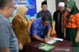 """LP3M Unand dan UGN Padangsidimpuan tanda tangani """"MoU"""""""