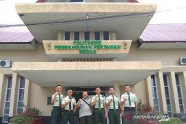 Mahasiswa Polbangtan Medan turun ke perbatasan RI-Malaysia