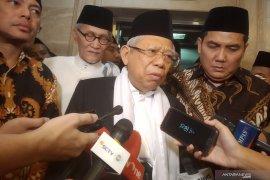 KH Ma'ruf Amin ajak semua pihak terima putusan MK
