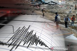 BPPT: Gempa megathrust magnitudo 8,8 ancam selatan Pulau Jawa