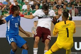 Meksiko kalahkan Martinique, masuk  perempat final Piala Emas